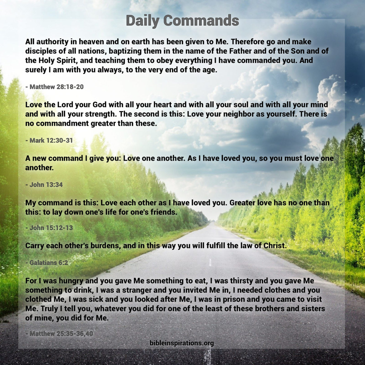daily-commands-great-commission-great-commandment-love-one-another