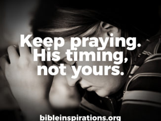 keep-praying-his-timing-not-yours