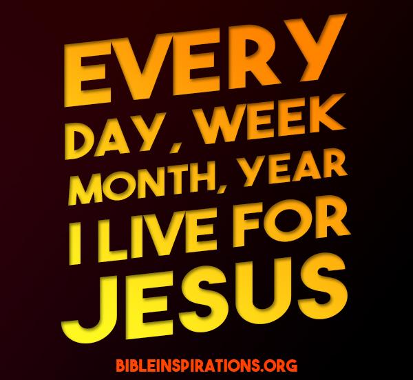 i-live-for-jesus