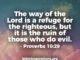 the-way-of-the-Lord-is-a-refuge-for-the-righteous-but-it-is-the-ruin-of-those-who-do-evil-Proverbs-10-29